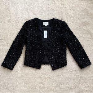 🆕 LOFT Sequined Blazer NWT